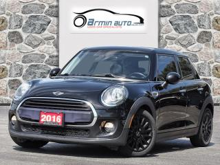 Used 2016 MINI Cooper Hardtop 5dr | NAV | PANO ROOF | BLACK ALLOYS | INTELLIGENT for sale in Etobicoke, ON