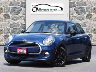 Used 2016 MINI Cooper Hardtop 5dr | INTELLIGENT KEY | PANO ROOF | MANUAL | for sale in Etobicoke, ON