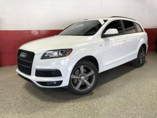 Used 2014 Audi Q7 ~SOLD~SOLD~SOLD~ for sale in North York, ON