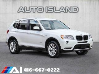 Used 2013 BMW X3 AWD 4dr 28i for sale in North York, ON