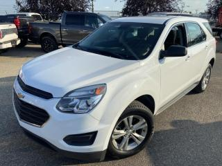 Used 2016 Chevrolet Equinox AWD 4DR LS for sale in Calgary, AB