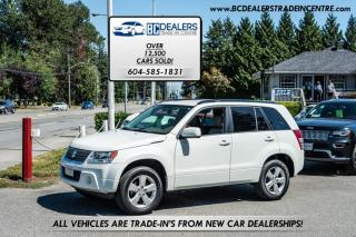 Used 2011 Suzuki Grand Vitara 4WD JX, NEW TIRES! 179K, Climate Control AC, Affordable! for sale in Surrey, BC