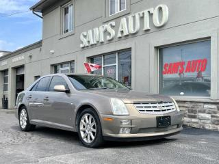 Used 2007 Cadillac STS 4DR SDN V8 for sale in Hamilton, ON