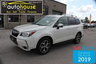 Used 2015 Subaru Forester TOURING /NAVI /BACKUP CAMERA /SUNROOF /LANE DEPARTURE for sale in Newmarket, ON