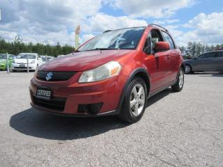 Used 2007 Suzuki SX4 ONE OWNER / ACCIDENT FREE for sale in Newmarket, ON