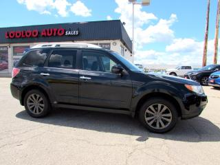 Used 2013 Subaru Forester 2.5X Premium AWD AUTO BLUETOOTH SUNROOF CERTIFIED for sale in Milton, ON