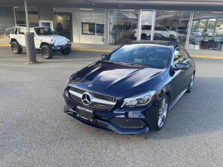 Used 2018 Mercedes-Benz CLA-Class CLA250 - AMG PKG AUTONOMOUS BRAKING for sale in Langley, BC