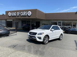 Used 2015 Mercedes-Benz ML-Class ML350 BlueTEC for sale in Langley, BC