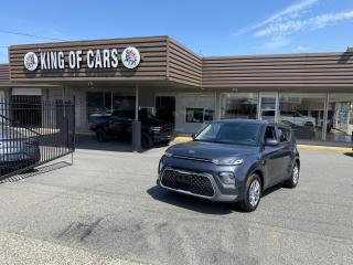 Used 2020 Kia Soul LX for sale in Langley, BC