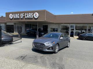 Used 2019 Hyundai Sonata SPORT for sale in Langley, BC