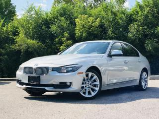Used 2014 BMW 3 Series 320i xDrive TEXT.US 647.678.7778  SUNROOF LEATHER CLEANCARFAX  for sale in Mississauga, ON