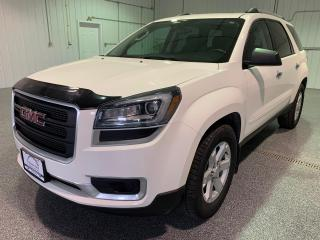 Used 2015 GMC Acadia SLE-2 AWD * Buy Online * Home Delivery for sale in Brandon, MB