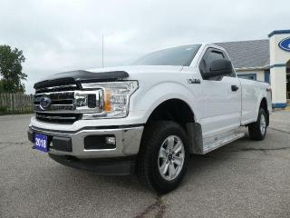 Used 2018 Ford F-150 XLT | Back Up Cam | Bluetooth | 4x4 for sale in Essex, ON