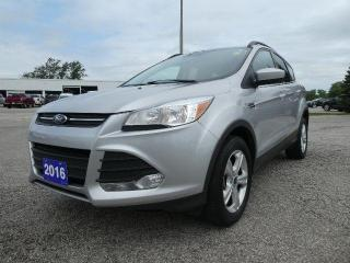 Used 2016 Ford Escape SE | Heated Seats | Navigation | Back Up Cam for sale in Essex, ON