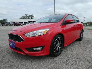 Used 2017 Ford Focus SE | Back Up Cam | Heated Seats | Remote Start for sale in Essex, ON