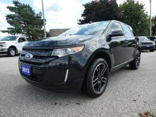 Used 2013 Ford Edge SEL | Navigation | Heated Seats | Panoramic Roof for sale in Essex, ON