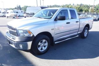 Used 2017 RAM 1500 Quad Cab 4WD for sale in Burnaby, BC