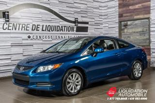 Used 2012 Honda Civic Lx+gr Electrique+a/c for sale in Laval, QC
