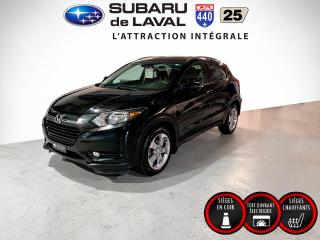 Used 2017 Honda HR-V EX-L Awd ** Cuir Toit Navigation ** for sale in Laval, QC