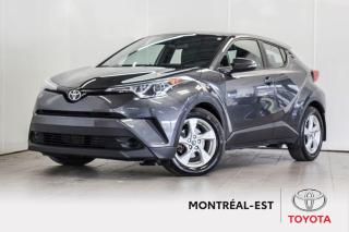 Used 2018 Toyota C-HR XLE for sale in Montréal, QC