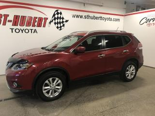 Used 2016 Nissan Rogue AWD 4dr SV for sale in St-Hubert, QC