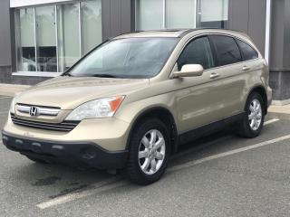 Used 2007 Honda CR-V EX-L AWD CUIR TOIT for sale in Ste-Marie, QC