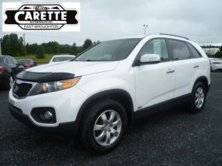 Used 2011 Kia Sorento LX  4X4 for sale in East broughton, QC