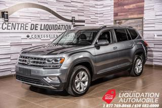 Used 2018 Volkswagen Atlas Highline+cuir+gps+apple carplay+toit+mags for sale in Laval, QC