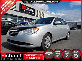 Used 2008 Hyundai Elantra GL automatique** PNEUS HIVER INCLUS** for sale in Châteauguay, QC