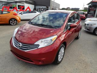 Used 2016 Nissan Versa Note 5DR HB AUTO 1.6 SV for sale in Beauport, QC