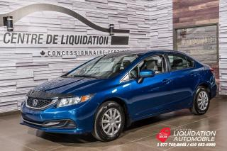 Used 2015 Honda Civic Lx+gr Electrique+a/c for sale in Laval, QC