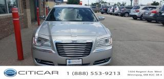 Used 2012 Chrysler 300 2012 Chrysler 300 300C*HEMI*H&C SEATS*HTD SW*NAV* for sale in Winnipeg, MB