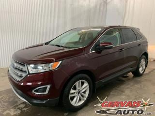 Used 2018 Ford Edge SEL AWD GPS Cuir Toit Panoramique Mags for sale in Trois-Rivières, QC