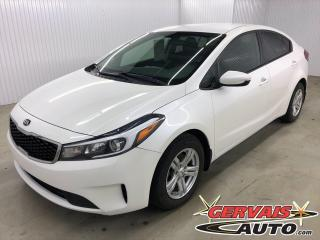 Used 2017 Kia Forte LX MAGS A/C BLUETOOTH *Transmission Automatique* for sale in Shawinigan, QC