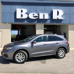 Used 2017 Acura RDX Tech for sale in Steinbach, MB