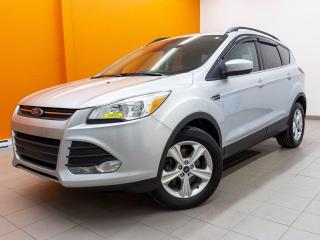 Used 2015 Ford Escape SE CUIR 4WD *TOIT PANO* NAVI *SIEGES CHAUFF* PROMO for sale in St-Jérôme, QC