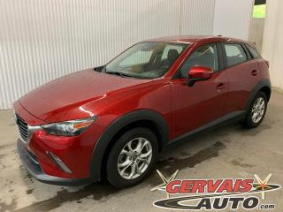 Used 2018 Mazda CX-3 50E ANNIVERSAIRE AWD CUIR/TISSUS GPS MAGS *Traction intégrale* for sale in Shawinigan, QC
