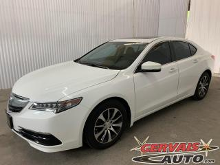 Used 2016 Acura TLX Cuir Toit Ouvrant Caméra MAGS for sale in Trois-Rivières, QC