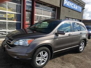 Used 2010 Honda CR-V EX for sale in Kitchener, ON