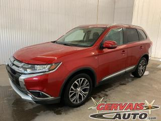 Used 2018 Mitsubishi Outlander SE Touring AWD V6 7 Passagers Toit Ouvrant Mags for sale in Trois-Rivières, QC