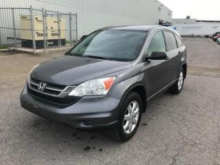 Used 2010 Honda CR-V 4 RM 5 portes LX for sale in Québec, QC