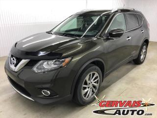 Used 2015 Nissan Rogue SL AWD GPS MAGS CUIR TOIT PANORAMIQUE for sale in Shawinigan, QC