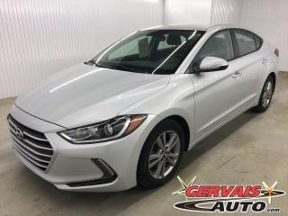 Used 2018 Hyundai Elantra GL MAGS BLUETOOTH CAMÉRA for sale in Shawinigan, QC