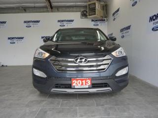 Used 2013 Hyundai Santa Fe LIMITED 2.0 TURBO | AWD | NAV | LEATHER | ROOF for sale in Brantford, ON