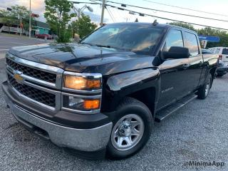 Used 2015 Chevrolet Silverado 1500 Camion de travail cabine multiplace 153 for sale in Drummondville, QC