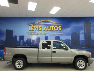 Used 2006 GMC Sierra 1500 4X4 V-8 4.8 LITRES BAS PRIX 232000 KM ! for sale in Lévis, QC