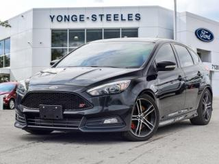 Used 2016 Ford Focus ST for sale in Thornhill, ON