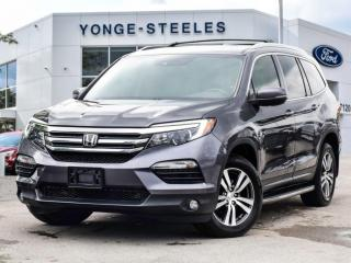 Used 2017 Honda Pilot EX for sale in Thornhill, ON