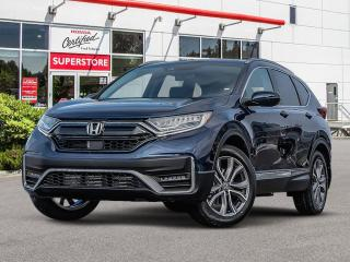 New 2020 Honda CR-V Touring for sale in Port Moody, BC