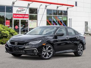 New 2020 Honda Civic Sedan Touring for sale in Port Moody, BC